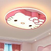 Đèn ốp trần cho bé, đèn trần trang trí phòng ngủ 3 chế độ ánh sáng PA099