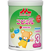 Sữa Morinaga Số 3 Hương Dâu - Kodomil (850g)