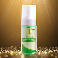 Sữa rửa mặt dạng bọt trắng da Facial Foam Green tea - Aloevera 150ml