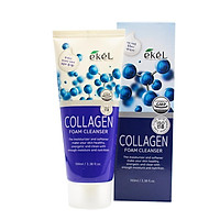 Sữa rửa mặt Collagen Ekel 100ml