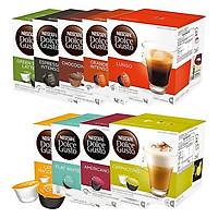 Hộp Viên nén cà phê vị cà phê rang xay NESCAFE DOLCE GUSTO COFFEE