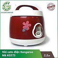 Nồi cơm điện Kangaroo KG573  hàng chính hãng