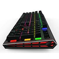 Bàn phím cơ Gaming RK Phantom RGB - CHÍNH HÃNG Royal Kludge. Có dây, full size 104 phím, có kê tay.