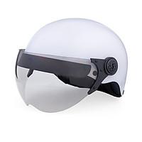 Mũ bảo hiểm có kính NÓN SƠN chính hãng K-TR-002