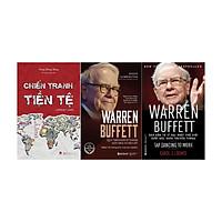 Combo Chiến Tranh Tiền Tệ - Ai Thực Sự Là Người Giàu Nhất Thế Giới + Warren Buffett - Quá Trình Hình Thành Một Nhà Tư Bản Mỹ (Tái Bản 2017) + Warren Buffett - Nhà Đầu Tư Vĩ Đại Nhất Thế Giới Dưới Góc Nhìn Truyền Thông