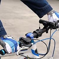 Găng tay xe đạp chuyên nghiệp cho các hoạt động thể thao ngoài ngoài trời, dã ngoại