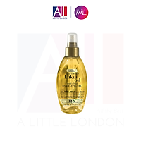 Xịt dưỡng tóc OGX Kukui Oil Anti-Frizz Hydrating Oil - 118ml