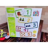 Trò chơi xếp hình Mideer Ghép đôi Match Puzzle 2 chủ đề Màu Sắc và số học