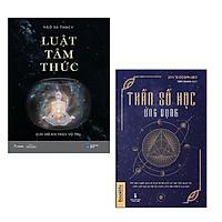 Combo 2 cuốn: Luật Tâm Thức + Thần Số Học Ứng Dụng < Bộ sách cởi mở để thức tỉnh >