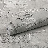 10m Decal giấy dán tường sẵn keo chống thấm nước 0.45m