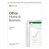 Phần mềm Microsoft Office Home and Business 2019 English APAC EM Medialess P6 (T5D-03302) - Hàng Chính Hãng