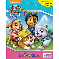 Nick Paw Patrol Girls My Busy Books