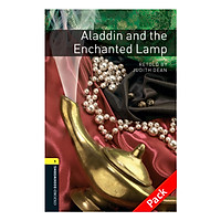Oxford Bookworms Library (3 Ed.) 1: Aladdin And The Enchanted Lamp Audio CD Pack