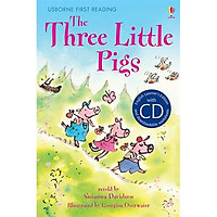 Usborne The Three Little Pigs + CD