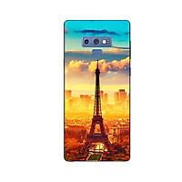 Ốp Lưng Dẻo Cho Điện thoại Samsung Galaxy Note 9 - Paris 01