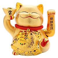 Quà Tặng Mèo Nhũ Vàng - Mẫu 1