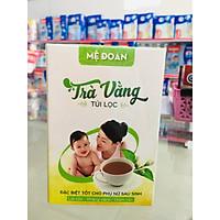 Trà vằng lợi sữa túi lọc Mệ Đoan ( 30 túi lọc x 5g )