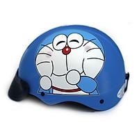mũ bảo hiểm Doraemon