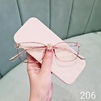 Gọng kính cận,kính cận thời trang nam nữ 206 Chilistore