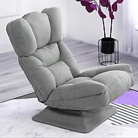 Ghế Sofa xoay 360 độ - Ghế thư giãn - Ghế ngả lưng thư giãn,đọc báo,xem phim - Giao màu ngẫu nhiên