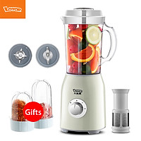 LOTOR Smart High-Speed Blender/Mixer 400W Nutrient Extractor BPA-Free Countertop Blender with Total Crushing