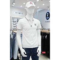 Áo thun nam cao cấp murad_fashion, áo phông nam màu trắng thêu hình thêu chữ đẹp 2021 atn111