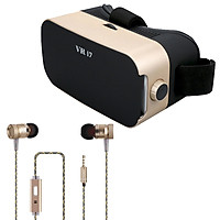 Combo kính VR i7 và tai nghe Yled G63 - Hàng chính hãng
