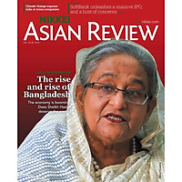 Nikkei Asian Review:  The Rise And Rise of Bangladesh - 50