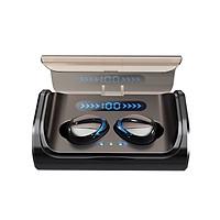 Tai Nghe Bluetooth MR-T8 Cảm Ứng True Wireless – Đàm Thoại – Chống Ồn CVC8.0 – Kháng Nước IPX7 - Điều Chỉnh Tăng Giảm Âm Lượng – Hàng Chính Hãng.