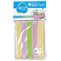 Kẹp miệng túi thực phẩm 1 bịch 5  Chahua 2206