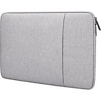 Túi Đựng Laptop Dành Cho Macbook Air, Pro Cao Cấp 15,6 inch Chống Sốc 2 Ngăn Hàng Chính Hãng Helios