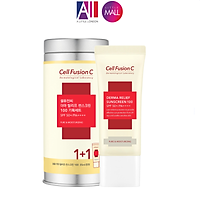 Kem Chống Nắng Cell Fusion C Derma Relief Sunscreen 100 SPF 50+ PA++++ Mẫu mới (Nhập khẩu)