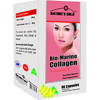 BIO Marine Collagen 350mg & VitaminC (90viên/hộp)