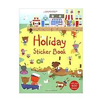 Usborne Holiday Sticker Book