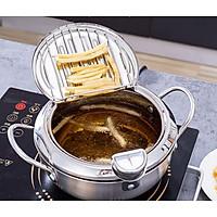 Nồi chiên thực phẩm nhà bếp thế hệ mới có đồng hồ kiểm soát nhiệt độ thông minh Temper Emerald