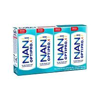 [Chỉ Giao HCM] - Big C - Sữa dinh dưỡng pha sẵn Nan Optipro 180ml*4 - 37912