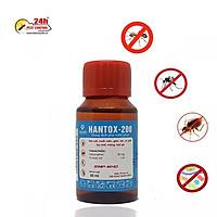 HANTOX 200 loại 50ml Diệt côn trùng , muỗi, gián, kiến, ruồi, bọ chét...