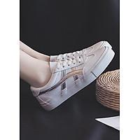 Giày sneaker nữ đế bánh mì LAHstore, thời trang trẻ, phong cách Hàn Quốc