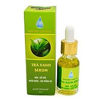 Serum nám - Đồi mồi - Ngừa nhăn - Làm trắng da -  Nhật Việt Trà xanh 15ml