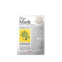 Mặt nạ 7 ngày Tinh Chất Nước Tre Ariul 7days Mask Bamboo Water 20ml
