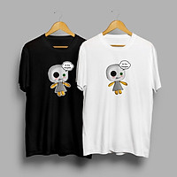 Áo thun It's okay to not be okay I'm Mangtae Dream Catcher Doll Kawaii Printed T-Shirt
