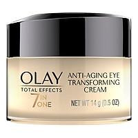 Kem Dưỡng Mắt Chống Lão Hóa Olay Total Effects Anti Aging Eye Transforming Cream 14g