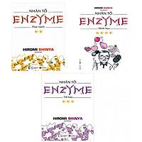 Combo Nhân Tố Enzyme - Trẻ Hóa (Tái Bản) + Nhân Tố Enzyme - Minh Họa (Tái Bản) + Nhân Tố Enzyme - Thực Hành (Tái Bản)