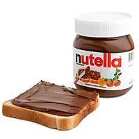 Bơ hạt phỉ phết Cacao Nutella hủ nhựa 680gr (Size lớn)