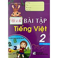 Vở Ô Li Bài Tập Tiếng Việt 2 - Quyển 1 (Theo CTGDPT Mới)
