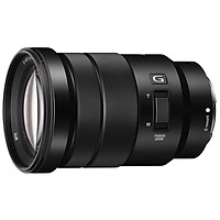 Ống kính Sony SELP18105G E PZ 18-105 mm F4 G OSS (Đen)