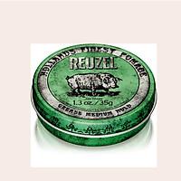 Sáp Vuốt Tóc Reuzel Green Pomade 35g - Hàng chính hãng