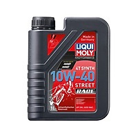 Dầu nhớt tổng hợp dành cho xe côn Liqui Moly Synth Street  Race10W40