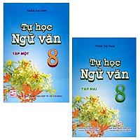 Combo Tự Học Ngữ Văn 8 - Tập 1 Và 2 (Bộ 2 Tập)