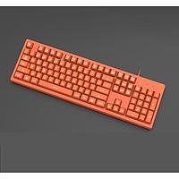 Bàn Phím Giả Cơ AJAZZ DKS100 Orange (Màu Cam) - Hàng Chính Hãng